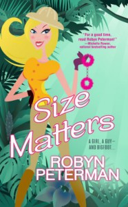 Size Matters (Handcuffs and Happily Ever Afters) - Robyn Peterman