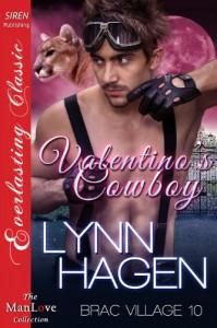 Valentino's Cowboy - Lynn Hagen