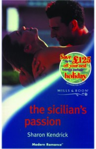 The Sicilian's Passion (Mills & Boon Modern) - Sharon Kendrick