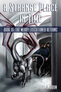 The Merry Executioner Returns - Alyx J. Shaw
