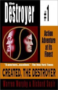 Created, The Destroyer - Warren Murphy;Richard Sapir