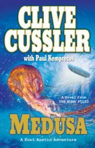 Medusa - Clive Cussler, Paul Kemprecos