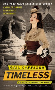Timeless (The Parasol Protectorate, #5) - Gail Carriger