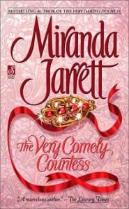 The Very Comely Countess - Miranda Jarrett