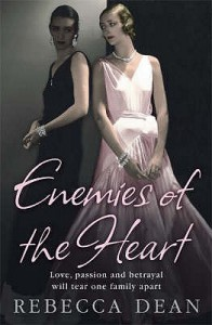 Enemies Of The Heart - Rebecca Dean