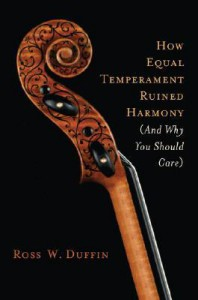 How Equal Temperament Ruined Harmony (And Why You Should Care) - Ross W. Duffin