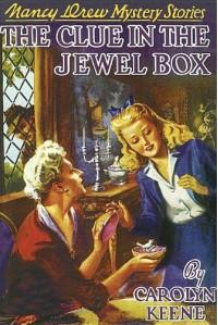 The Clue in the Jewel Box - Carolyn Keene, Mildred Benson