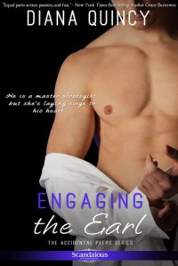 Engaging the Earl - Diana Quincy