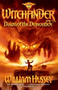 Dawn of the Demontide - William Hussey