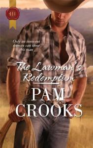 The Lawman's Redemption - Pam Crooks
