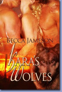 Kara's Wolves - Becca Jameson