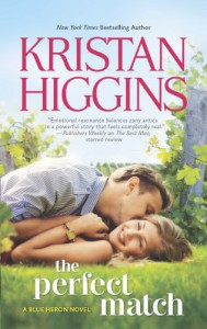 The Perfect Match (Blue Heron #2) - Kristan Higgins
