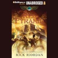 The Red Pyramid  - Rick Riordan, Kevin R. Free, Katherine Kellgren