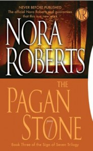 The Pagan Stone - Nora Roberts