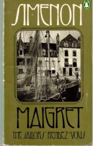 The Sailors' Rendezvous - Georges Simenon, Margaret Ludwig