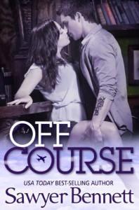 Off Course (Off Series, #4) - Sawyer Bennett