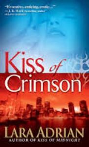 Kiss of Crimson (Midnight Breed, #2) - Lara Adrian