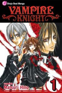 Vampire Knight, Vol. 01 - Tomo Kimura, Matsuri Hino