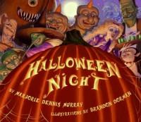 Halloween Night - Marjorie Dennis Murray, Brandon Dorman