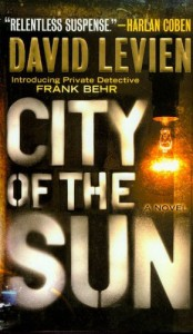 City of the Sun - David Levien