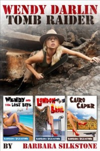 Wendy Darlin Tomb Raider - Boxed Set - Barbara Silkstone