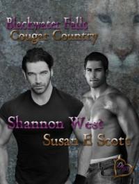 Cougar Country - Shannon West, Susan E Scott