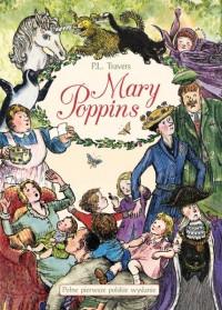 Mary Poppins. Opowieści zebrane - Pamela Lyndon Travers,  Mary Shepard,  Irena Tuwim, Stanisław Kroszczyński