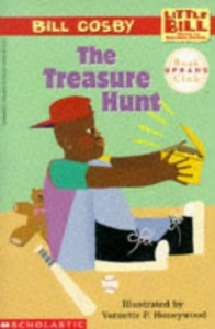The Treasure Hunt: A Little Bill Book for Beginning Readers, Level 3 - Bill Cosby, Varnette P. Honeywood