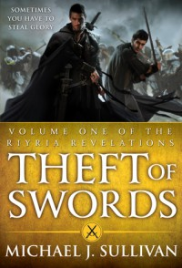 Theft of Swords (The Riyria Revelations, #1-2) - Michael J. Sullivan
