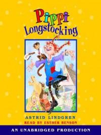 Pippi Longstocking - Astrid Lindgren, Esther Benson