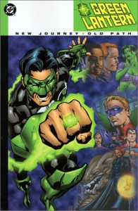 Green Lantern, Vol. 1: New Journey, Old Path - Judd Winick, Darryl Banks, Rich Faber