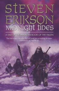 Midnight Tides (Malazan Book of the Fallen, #5) - Steven Erikson
