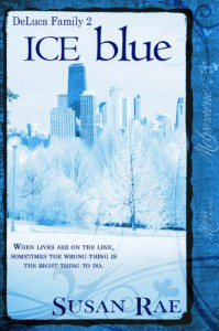ICE blue - Susan Rae
