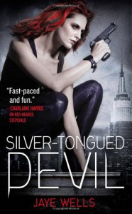 Silver-Tongued Devil  - Jaye Wells