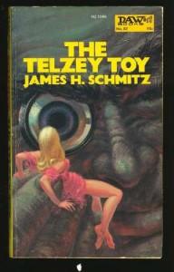 The Telzey Toy - James H. Schmitz
