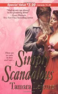 Simply Scandalous - Tamara Lejeune