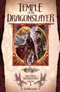 Temple of the Dragonslayer - Tim Waggoner, Vinod Rams