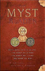 The Myst Reader - Rand Miller, Robyn Miller