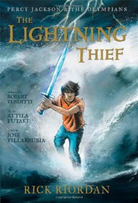 The Lightning Thief: The Graphic Novel - Rick Riordan, José Villarrubia, Attila Futaki, Robert Venditti