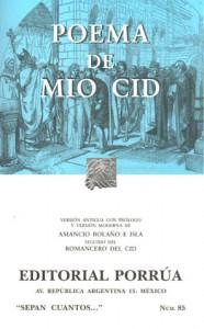 Poema de Mio Cid (Sepan Cuantos, #85) - Anonymous