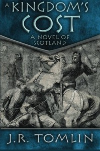 A Kingdom's Cost - J.R. Tomlin