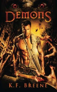 Demons (Darkness, 4) (Darkness Series) (Volume 4) - K.F. Breene