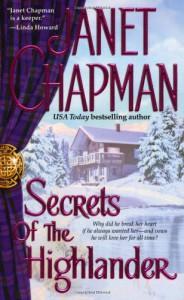 Secrets of the Highlander - Janet Chapman