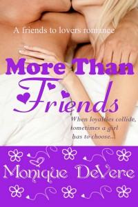 More Than Friends - Monique DeVere