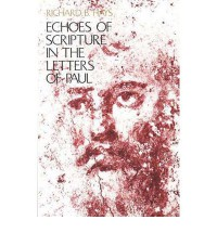 Echoes of Scripture in the Letters of Paul - Richard B. Hays