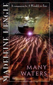 Many Waters (Time, #4) - Madeleine L'Engle