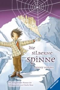 Die silberne Spinne - Jenny Nimmo, Regina Kehn, Caroline Fichte