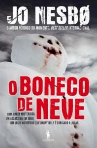 O Boneco de Neve - Jo Nesbø