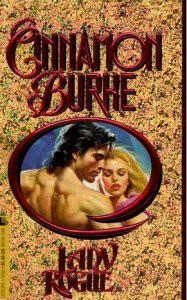 Lady Rogue - Cinnamon Burke