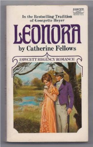 Leonora - Catherine Fellows